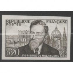 FR N° 1242a Non dentelé Neuf **