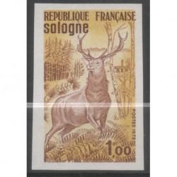 FR N° 1725a Non dentelé Neuf **