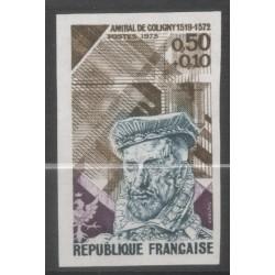 FR N° 1744a Non dentelé Neuf **