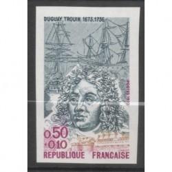 FR N° 1748a Non dentelé Neuf **