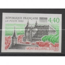 FR N° 2826a Non dentelé Neuf **