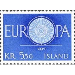 Islande N° 0302 N**