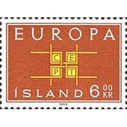 Islande N° 0328 N**