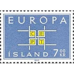Islande N° 0329 N**