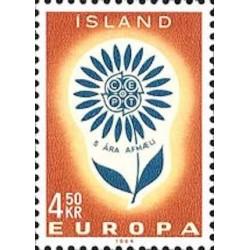 Islande N° 0340 N**