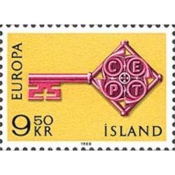 Islande N° 0372 N**