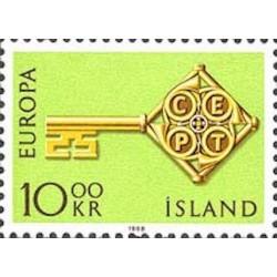 Islande N° 0373 N**