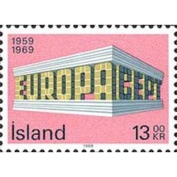 Islande N° 0383 N**