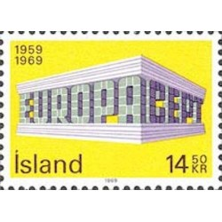 Islande N° 0384 N**