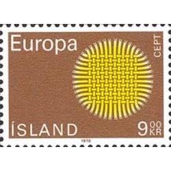 Islande N° 0395 N**