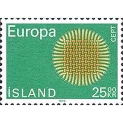 Islande N° 0396 N**