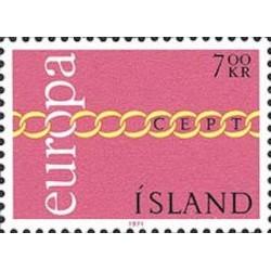Islande N° 0404 N**