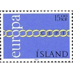 Islande N° 0405 N**