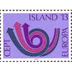 Islande N° 0424 N**