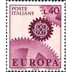 Italie N° 0968 N**