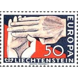 Liechtenstein N° 0366 N**