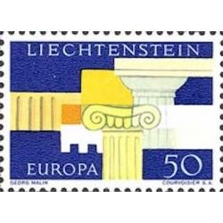 Liechtenstein N° 0381 N**