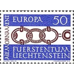 Liechtenstein N° 0398 N**