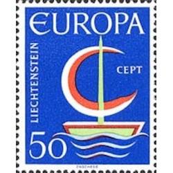 Liechtenstein N° 0417 N**