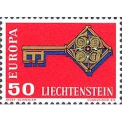 Liechtenstein N° 0446 N**