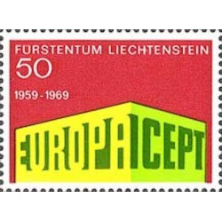 Liechtenstein N° 0454 N**