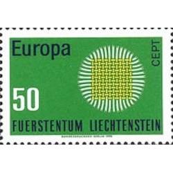 Liechtenstein N° 0477 N**