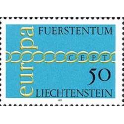 Liechtenstein N° 0487 N**