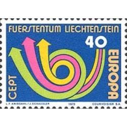 Liechtenstein N° 0533 N**