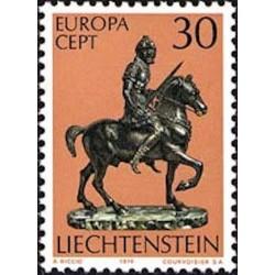 Liechtenstein N° 0543 N**