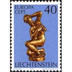 Liechtenstein N° 0544 N**
