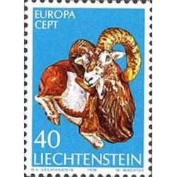 Liechtenstein N° 0585 N**