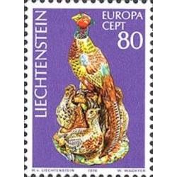 Liechtenstein N° 0586 N**