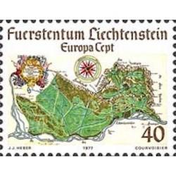 Liechtenstein N° 0612 N**