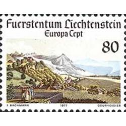 Liechtenstein N° 0613 N**