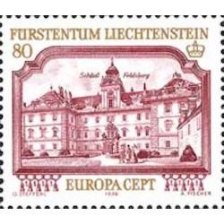 Liechtenstein N° 0640 N**