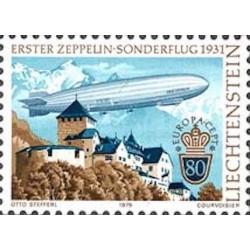 Liechtenstein N° 0645 N**