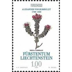 Liechtenstein N° 1021 N**