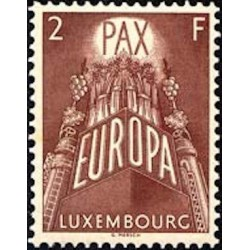 Luxembourg N° 0531 N**
