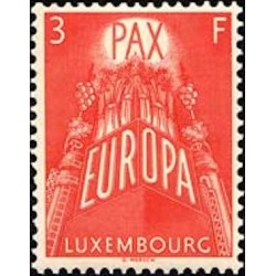 Luxembourg N° 0532 N**