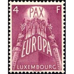 Luxembourg N° 0533 N**