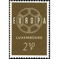 Luxembourg N° 0567 N**