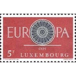Luxembourg N° 0588 N**