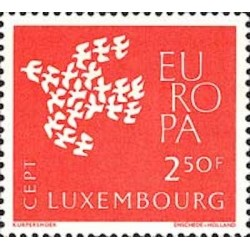 Luxembourg N° 0601 N**
