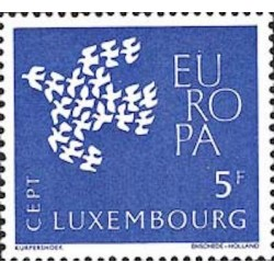 Luxembourg N° 0602 N**
