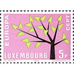 Luxembourg N° 0613 N**