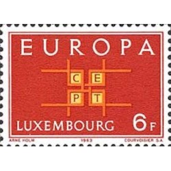 Luxembourg N° 0635 N**