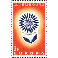 Luxembourg N° 0648 N**