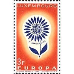 Luxembourg N° 0648 N**