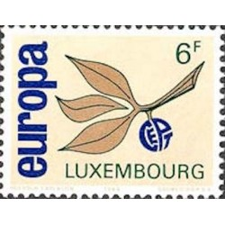 Luxembourg N° 0671 N**