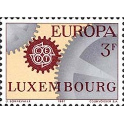 Luxembourg N° 0700 N**